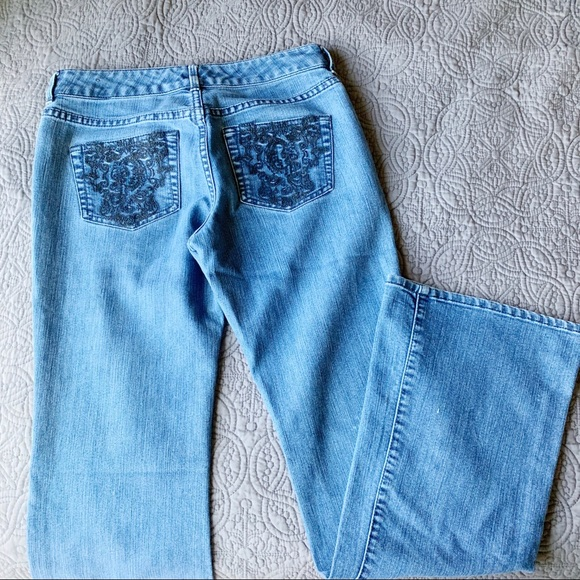 The Limited Denim - The Limited Bootcut Jeans, Size 2